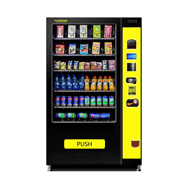 famous brand lipstick vending machine for cosmetics with touch screen