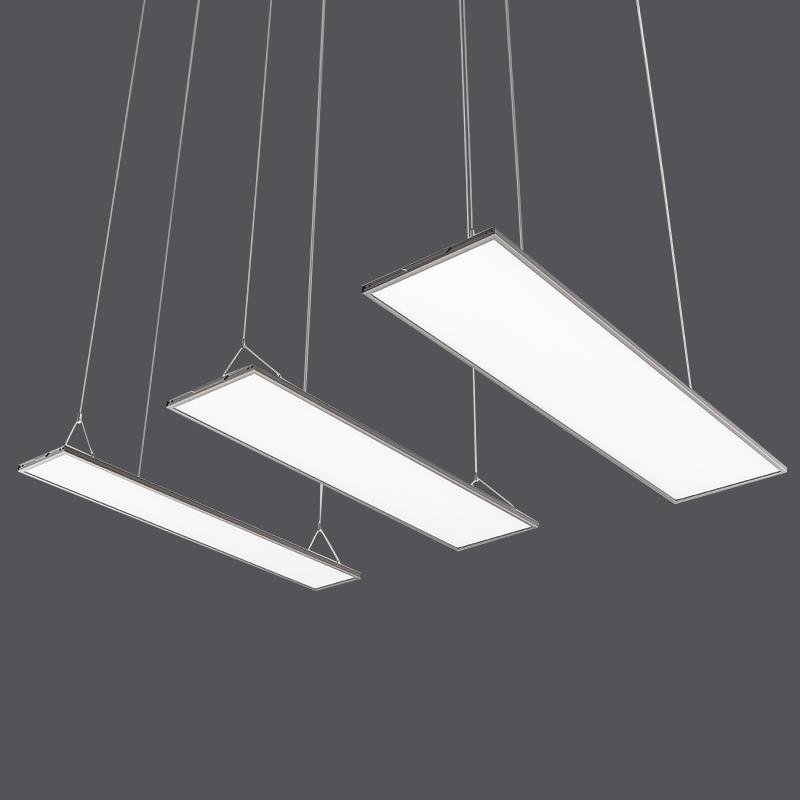 40w ugr 19 led linear light OKT CE SAA ETL DALI dimming up down lighting suspended
