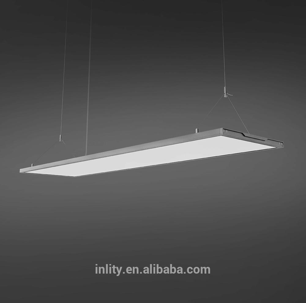 INLITY Slim Design 2017 New Lights 1380*338mm Super Thin Transparent Square Panel Light With Dimmable