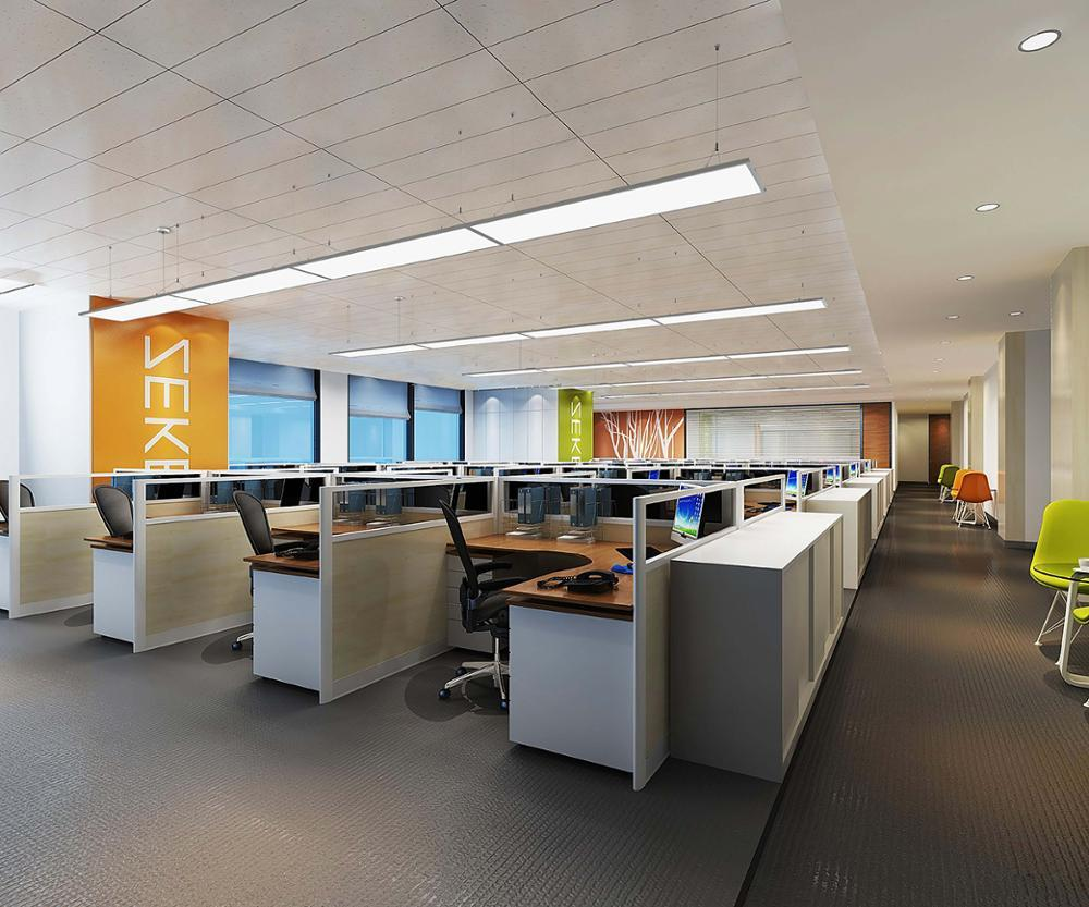 Inlity Flat Lamp Lighting 54w 4000K Square Led Panel Light PLUS Hot Selling led pendant light For the office
