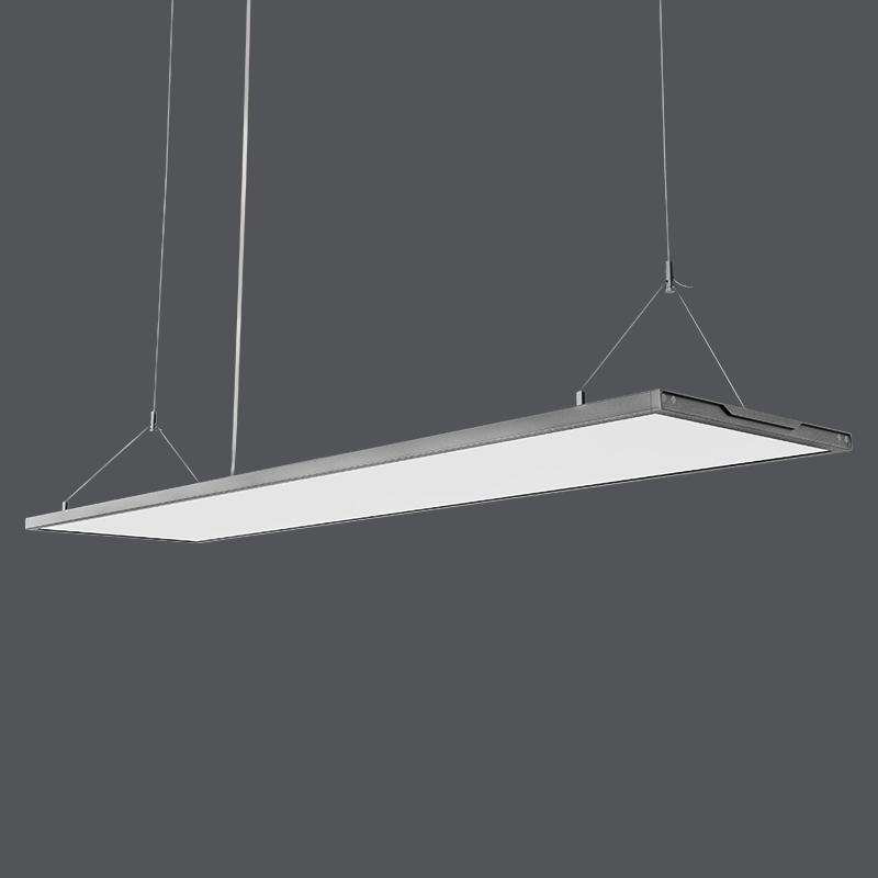 Up and Down Suspend Slim Led Panel Light 0-10V Dimmable Led Panel Light High Quality UGR