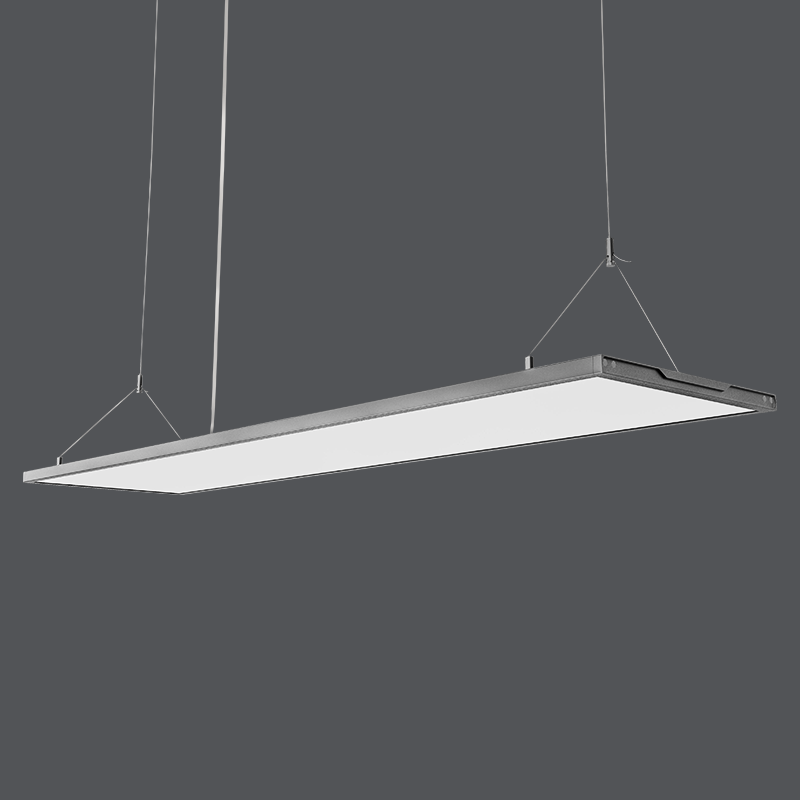 2020 new LED panel light 54w office lighting no strobe panel light Ultra-thin rectangular anti-glare panel lamp