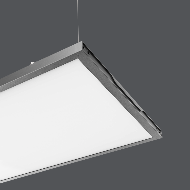 Shanghai 300x1200frame square ultra slim led panel light up and down light SMD4014 Support for dimensional customization