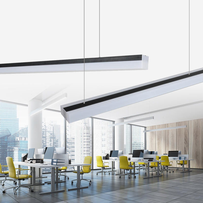 ALLTOP High quality PC indoor lighting fixture smd 48w led pendant light