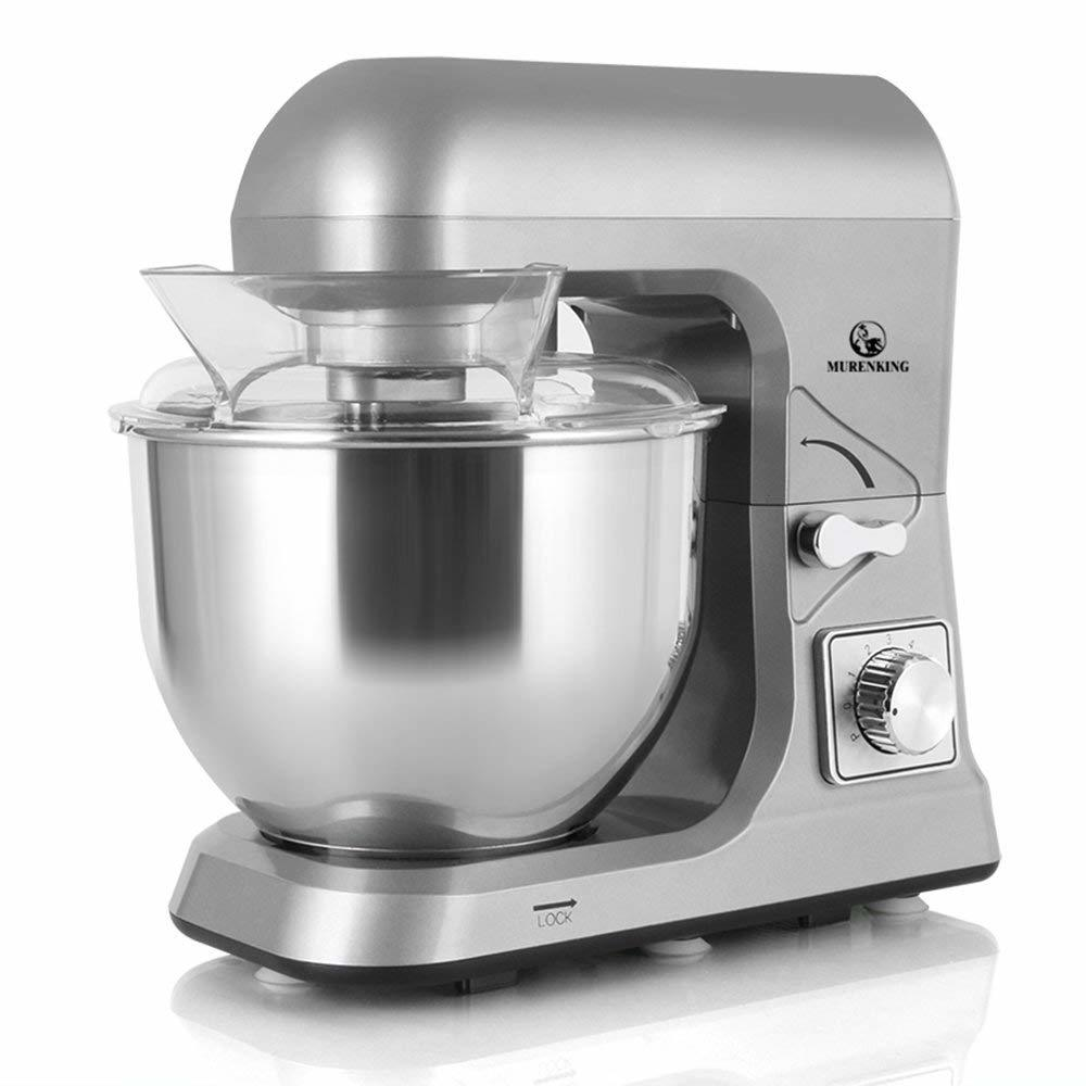 GS CE CB approved 1000W multi-function electric stand mixer 5QT