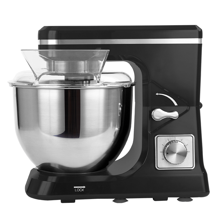 Commercial Stand Mixer with 5L Glass Bowl