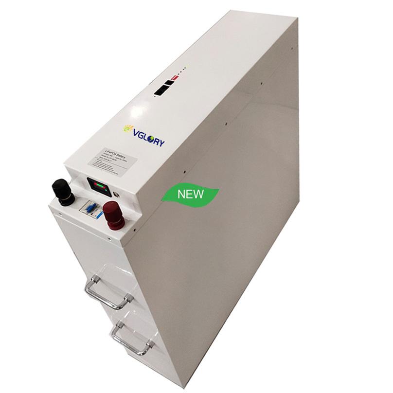 intelligent BMS balancing 48v 52v 48 volt lithium ion battery pack