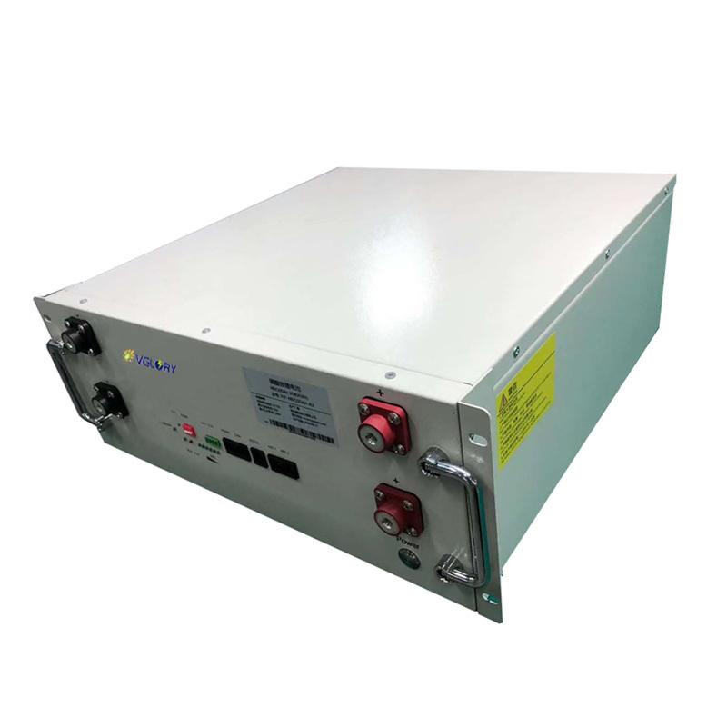 Anti short circuit deep cycle 48v lithium ion car battery