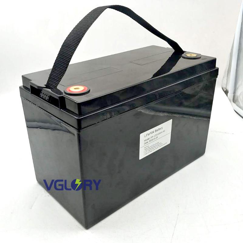 China Wholesale High Level Safety 48v lithium lifepo4 battery 12v 130ah