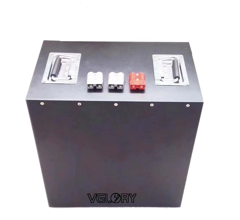 High capacity density 48v 100ah lithium ion battery pack