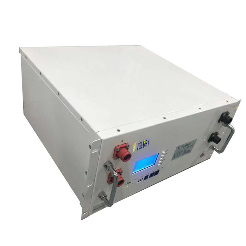 Maintenance Free high density 48v solar system battery
