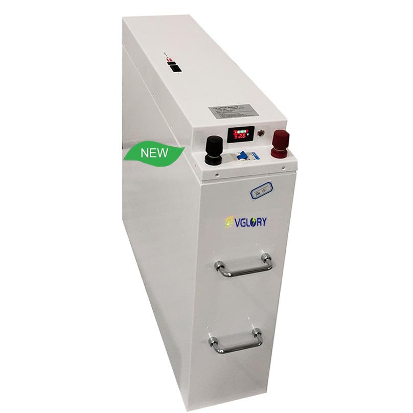 Full protection deep cycle 24 v 12v 24v 48v lithium iron phosphate battery 200ah