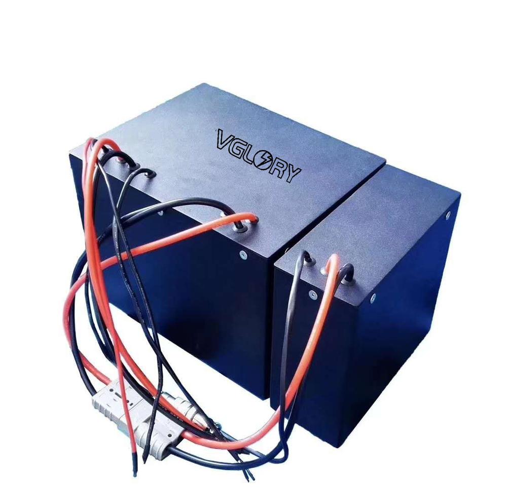 Maintenance Free high density 48 volt 48v battery pack