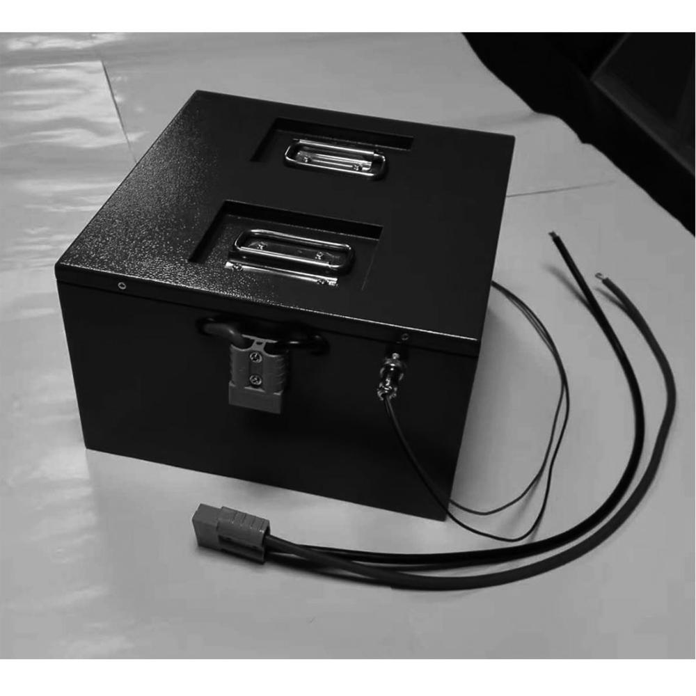 High capacity density rechargeable litium batteries 48v 100ah