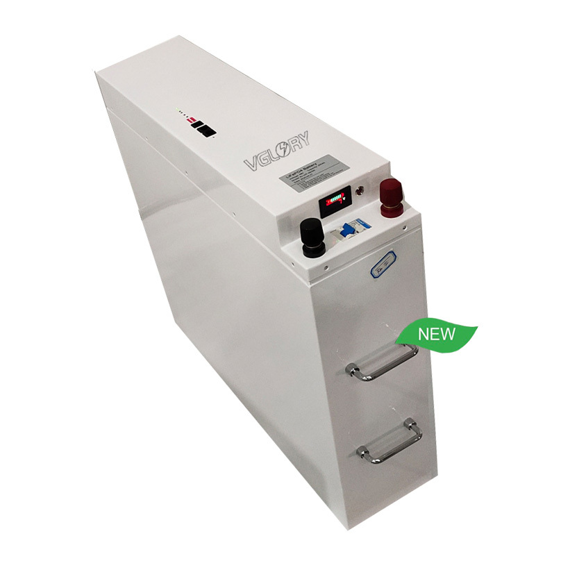 Environmental rechargeable 48v li ion battery pack