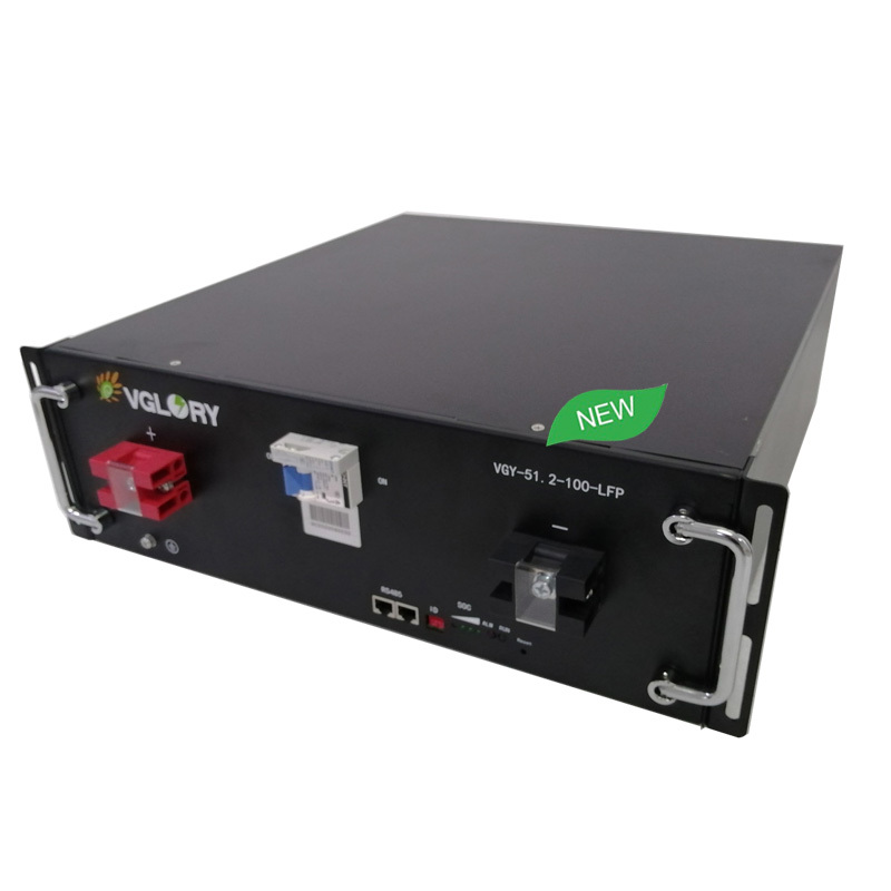 BMS built inside compact size 48v battery pack