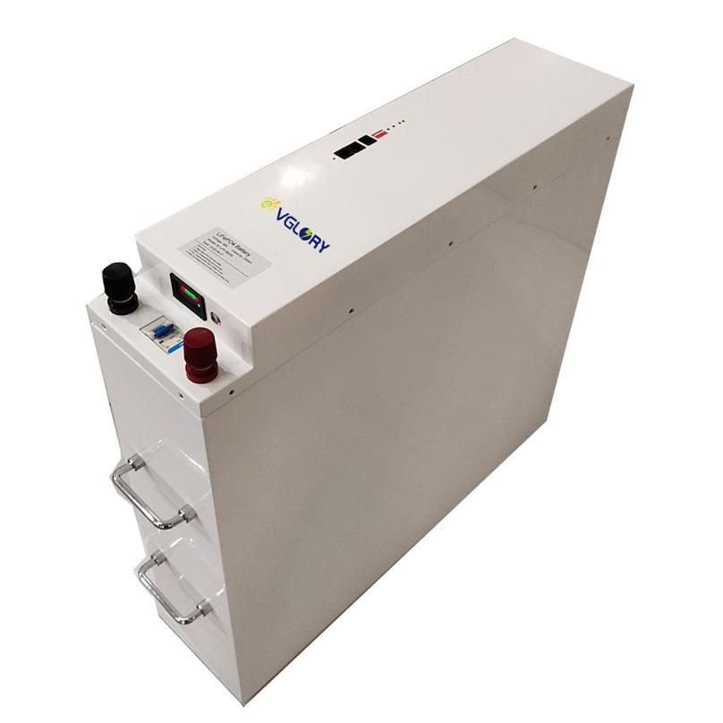 Non toxic high density lithium battery pack 48v 100ah 120ah 150ah