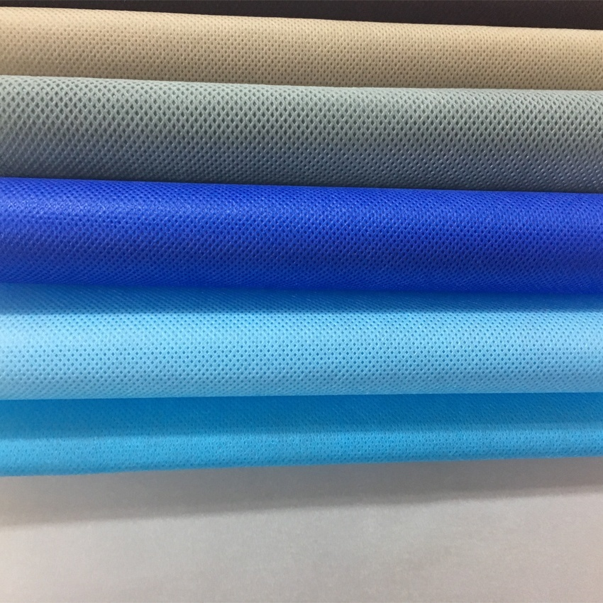 Nonwoven fabric manufacturer PP spunbond nonwoven fabric custom made with low price