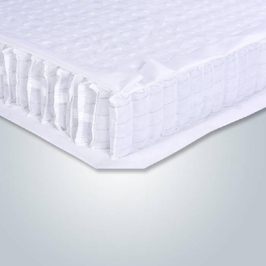 Mattress Sofa Pocket Spring Usage PP Spunbond Non-woven Fabric