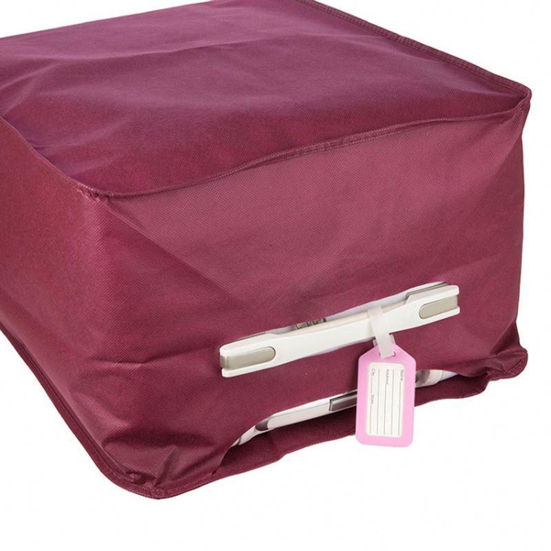 Degradable non-polluting luggage cloth cover PP non-woven fabric environmental protection