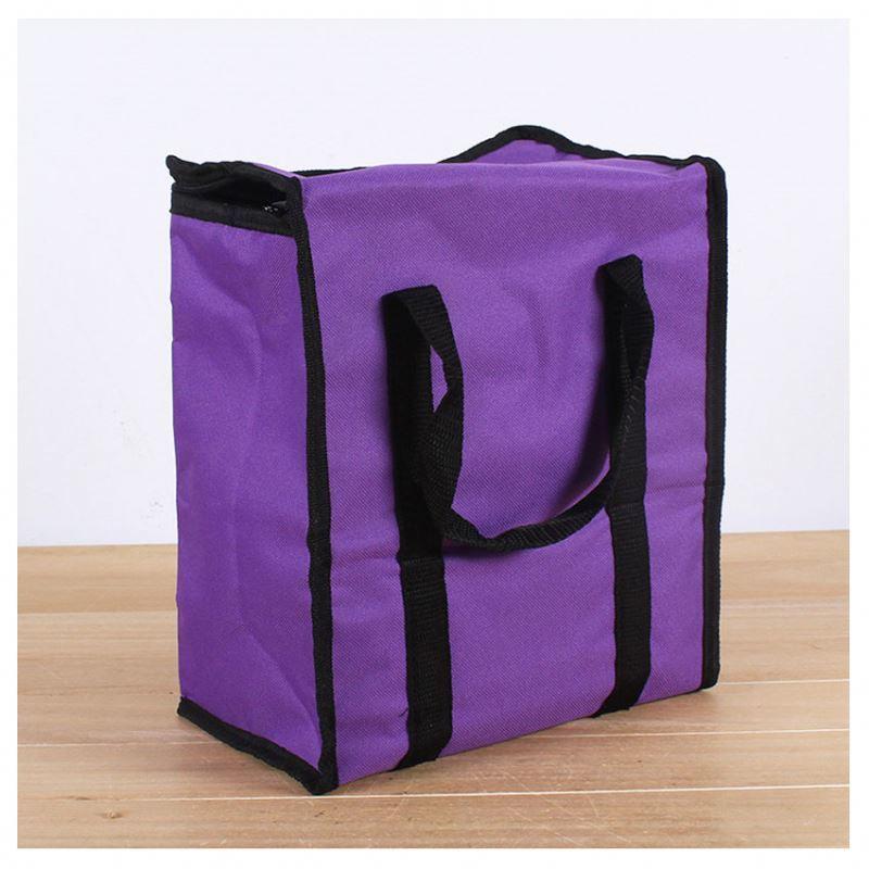 100%pp spunbond nonwoven bag making factory custom made sealed bag with free design