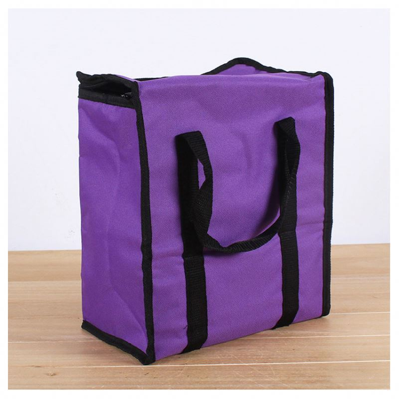 100%pp spunbond nonwoven bag making factory custom made sealed bag with free design