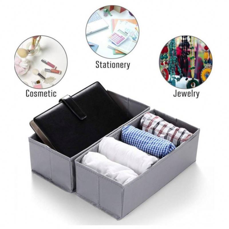 The new environmental protection PP non-woven storage box can be customized