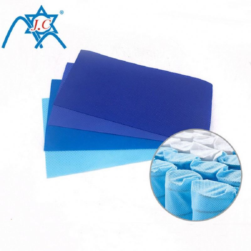 The latest product mattress spring package PP spunbond nonwoven fabric