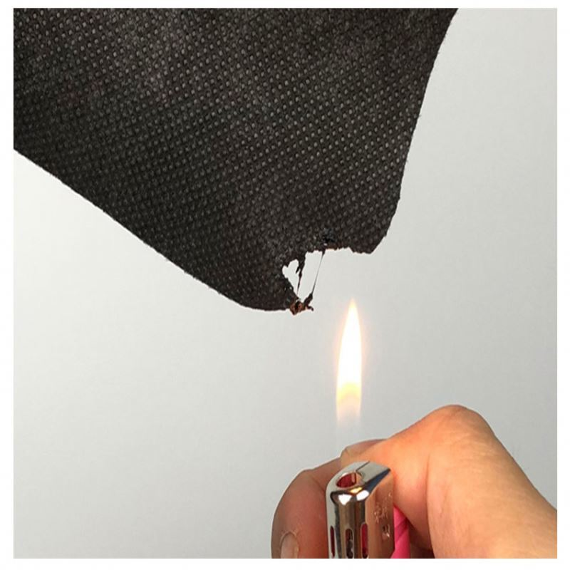 The new environmental protection PP flame retardant non-woven fabric can be customized