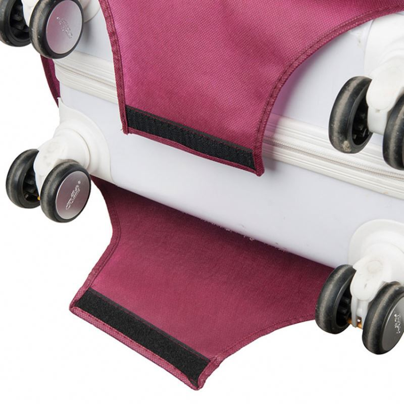 Factory sells non-polluting luggage cloth cover PP non-woven fabric can be customized