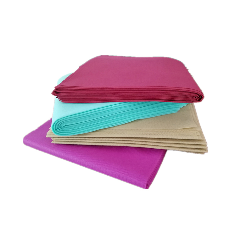 Factory customized disposable tablecloth non-woven fabric without pollution