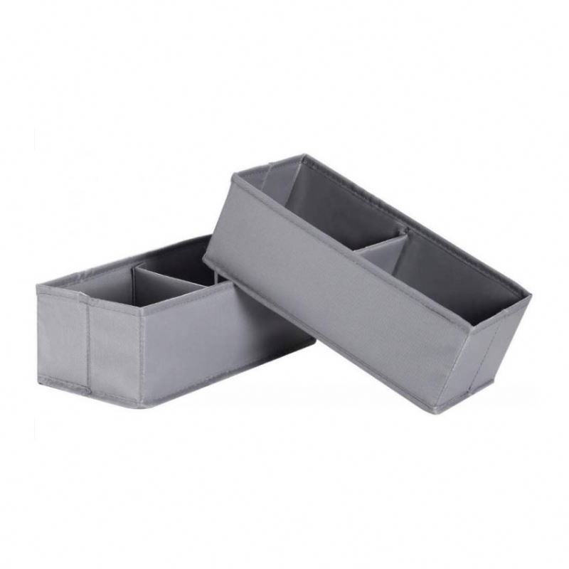 High-end pollution-free PP non-woven storage box can be customized