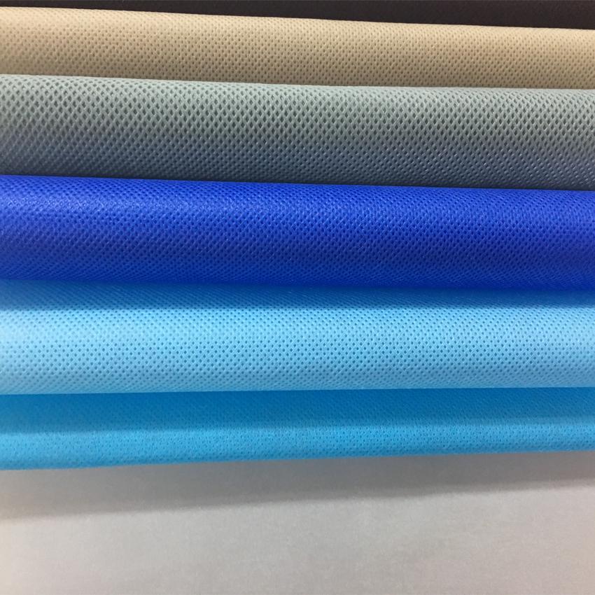 High Tensile Spring Pocket Usage PP Spunbond Nonwoven Fabric