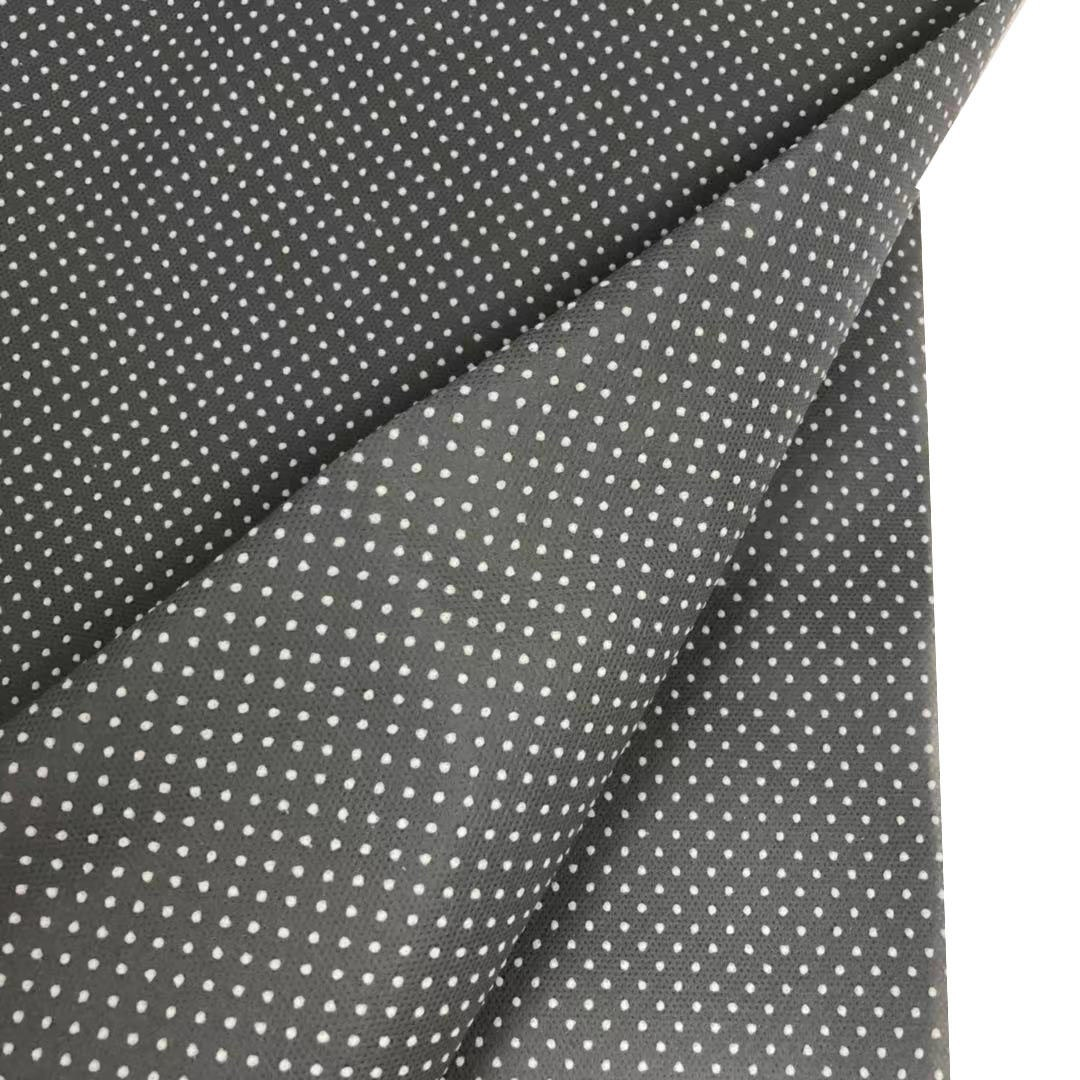 Anti-Slip with Dots Furniture Usage PP Spunbond Nonwoven Fabric