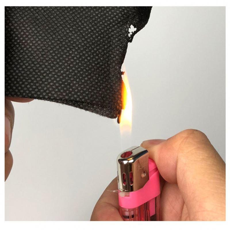 Factory customized fire retardant non-woven non-woven fabric
