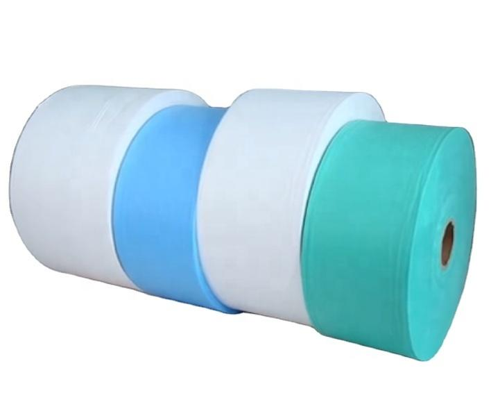 Hot salesPP S/SS/SSS/SMS nonwoven fabric super soft high-quality with best price