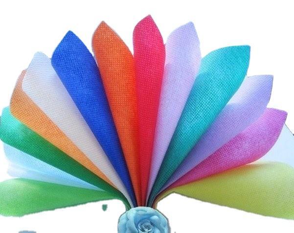High quality eco friendly non woven material roll polypropylene nonwoven fabric