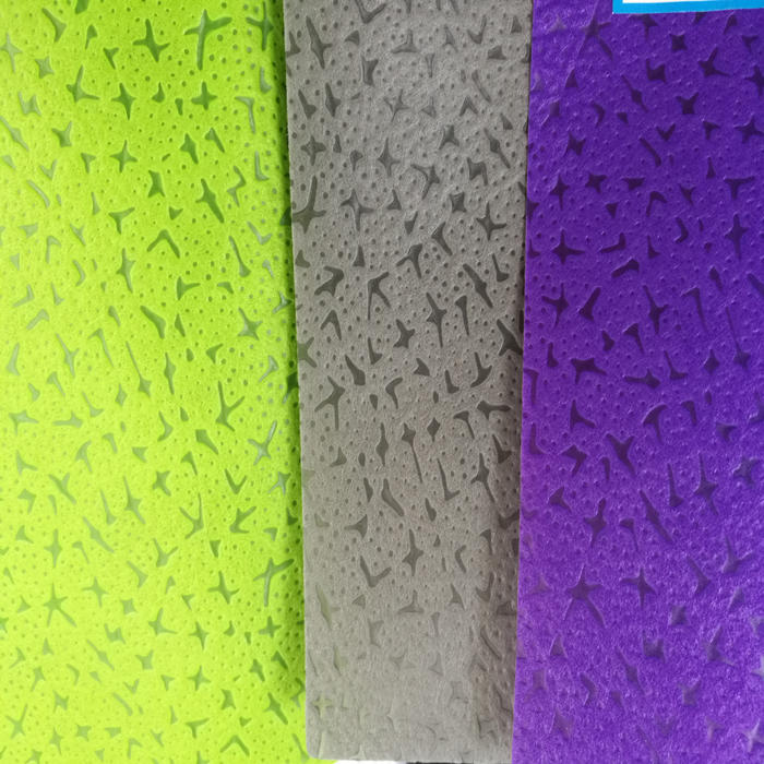 High Quality PP + PE Film Laminated Non Woven Fabric