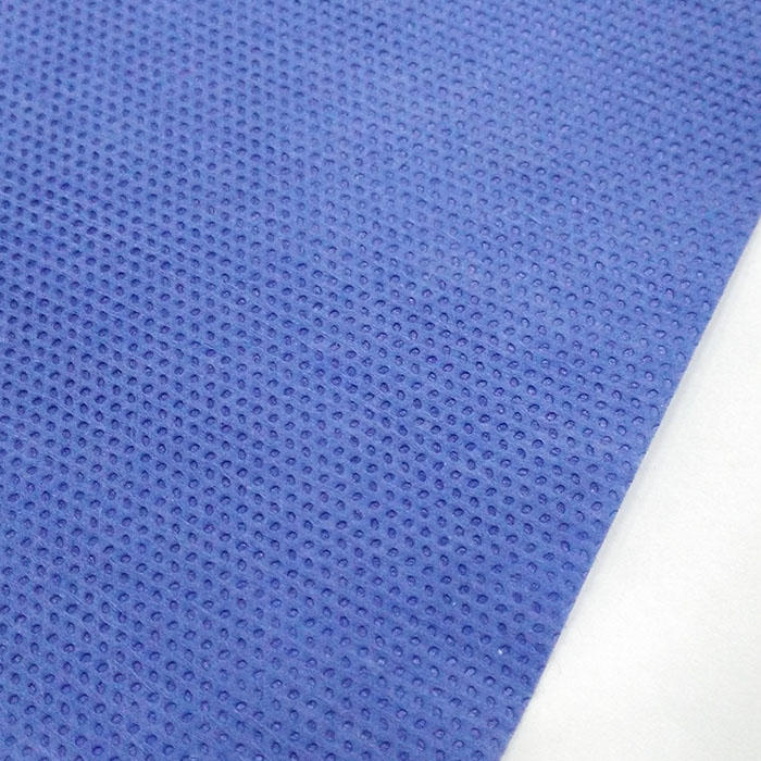 30-40g bed sheets waterproof polypropylene nonwoven fabric roll medical material