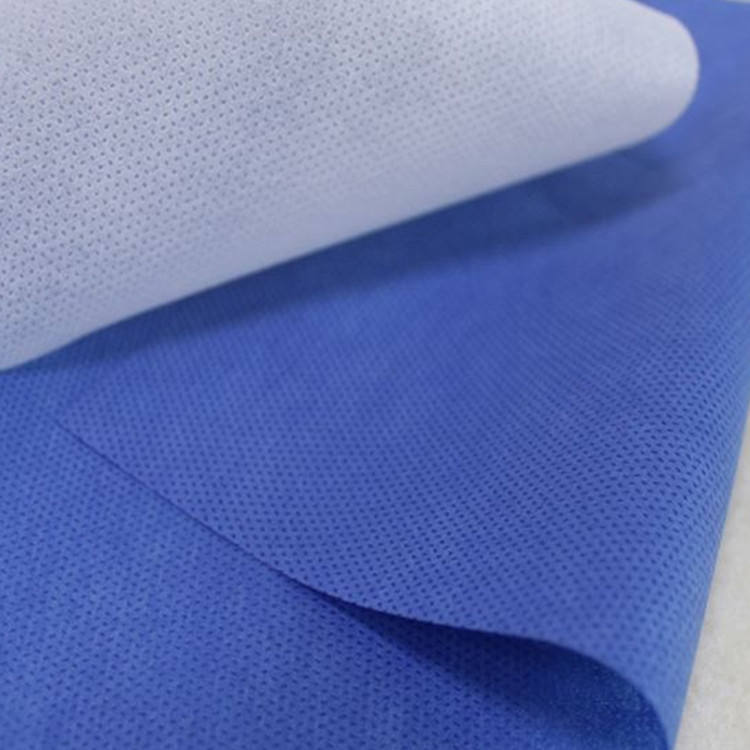 Medical Nonwoven Fabric SMS SMMS PP medical non woven hydrophobic fabric