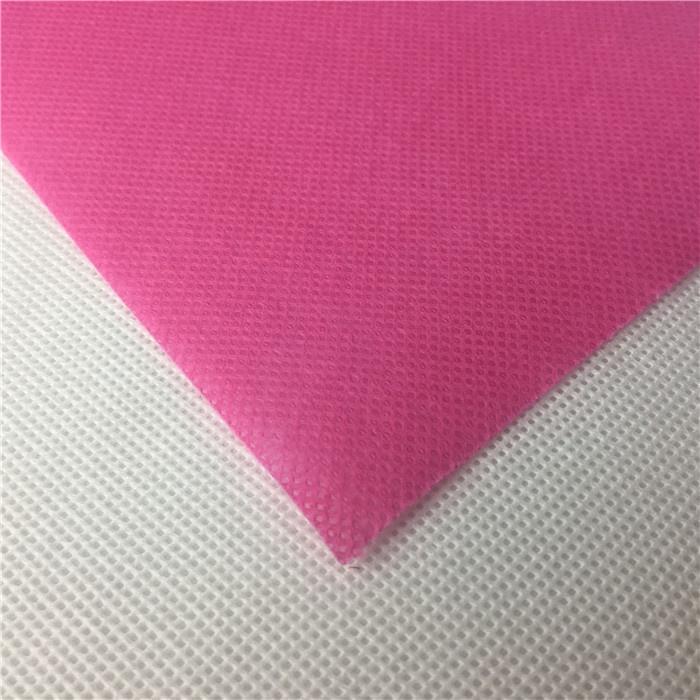2019 Factory top quality 100% pp spunbond nonwoven fabricmanufacturer