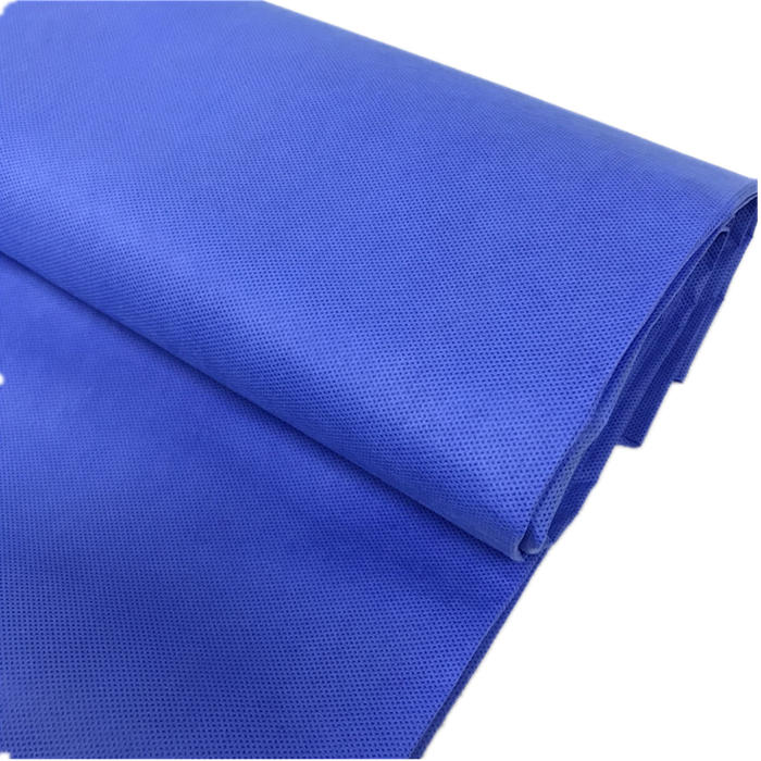 SMS nonwoven fabric 100% PP spunbonded nonwovens for medical gown, bedsheet