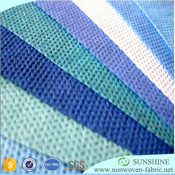 High-quality sms fabric 100% Polypropylene sms non woven fabric for gown