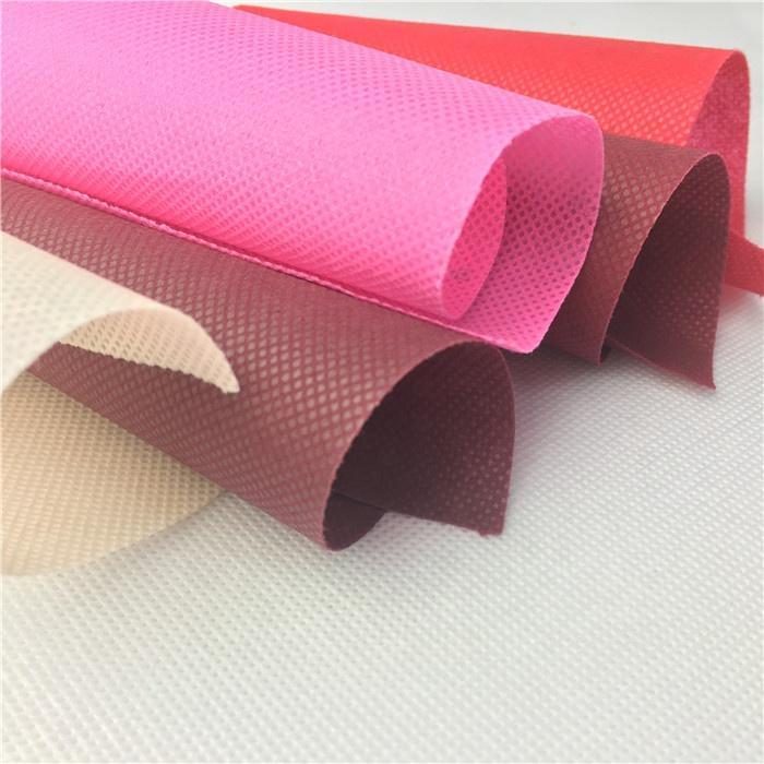 Colorful TNT nonwoven fabric spunbond wholesale