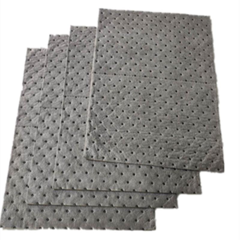 100% Polypropylene non woven Universal absorbent mats pads
