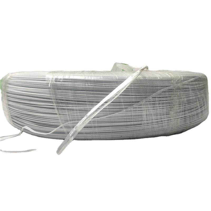Factory low price direct selling 3-5mm aluminum nose wire for facemask