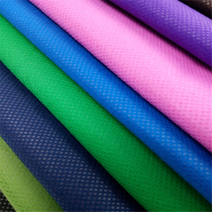 china pp spunbond non woven fabric rolls factory price
