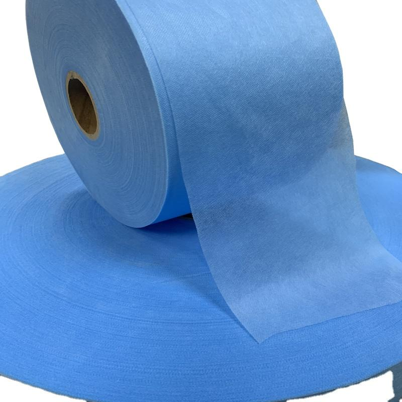 Quick Delivery High Quality 170mm--260mm Width PP SpunbondNon woven Fabric Rolls