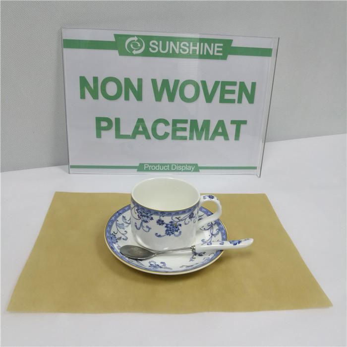 Factory price Table cloth use TNT spunbond non woven fabric
