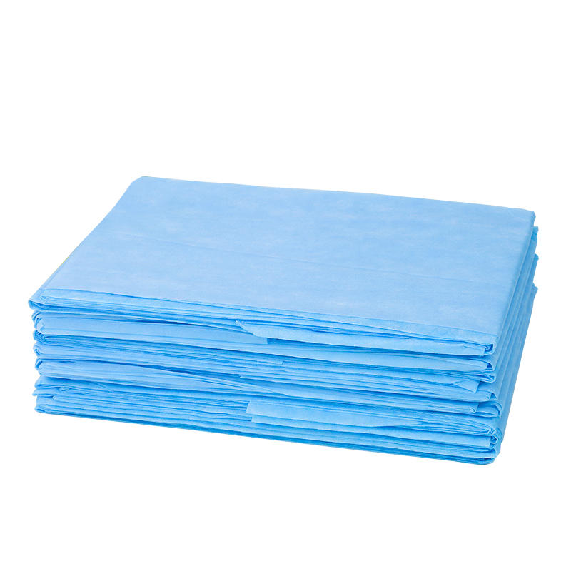 polypropylene nonwoven fabric SMS/SS medical use non-woven bed sheets